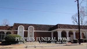 Peoples Funeral Home