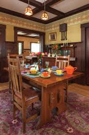 The Dining Room Is Centered On A Reproduction Stickley Keyhole ... Sold Country French Carved Oak 1920s Ding Set Table 2 Draw 549 Jacobean Style 8 Pc Room Set Wi Jun 19 Stickley Mission Cherry Collection By Issuu Products Tagged Gustav The Millinery Works Antique Of Six 4 And Ljg A Restored Arts Crafts Bungalow Old House Journal Magazine Of Mahogany Chippendale Style Chairs C 1890 Craftsman On Fiddle Lake Vacation In Ski Amazoncom Michigan Chair Company Hall W1277 Harvey Ellis Nesting Tables Five Fan Back Windsor Bamboo Turned 6 W5000