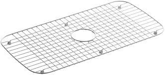 Sink Grid Stainless Steel by Kohler Stainless Steel Sink Rack 13 3 4