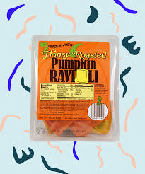 Pumpkin Ravioli Filling Ricotta by Trader Joes Honey Roasted Pumpkin Ravioli