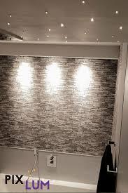 urlaubsträume unterm led sternenhimmel im badezimmer