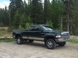 100 Big Black Trucks Dodge Hit Mr Moose 2nd Generation Dodge 24 Valve