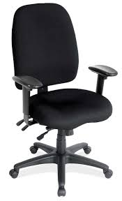 High Back Task Chair With Adjustable Arms And Black Frame ... Ki Impress Ultra High Back Task Chair Flash Fniture Black Leather And Mesh Swivel Buy Cs Alpha 3 Lever At Mighty Ape Nz Office Essentials By Ofm Ess3050 3paddle Ergonomic Amazoncom Boss Products B1002bk In Via Seating Brisbane Highback Executive Ofx Office Arista With Arms Ofpdirect Gray Galaxy Designer Adjustable Height Homall Pu Computer Desk