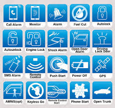 Top Quality App GPS GSM Car Alarm for Opel Push Button Start Speed