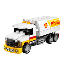 100 Lego Tanker Truck Shell 40196 Toys Games Others On Carousell