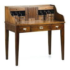 meubles de bureau conforama meuble bureau secretaire secractaire colonial acajou massif meuble
