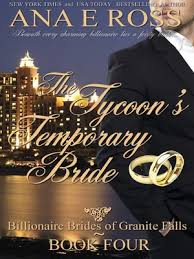 Cover Image Of The Tycoons Temporary Bride Book Four