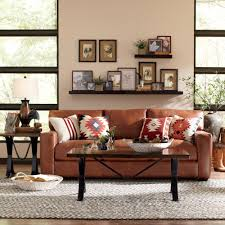 Crate And Barrel Petrie Sofa Slipcover by The Most Stylish Leather Sofas Photos Architectural Digest