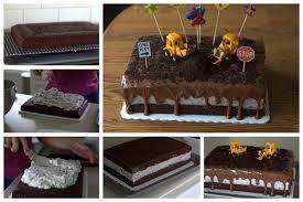 Chocolate Oreo Cheesecake Cake Collage Barbara Bakes