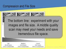 Cabinet Maker Lossless Data Compression Tool by An Introduction To Document Scanning Understanding Your Requirements