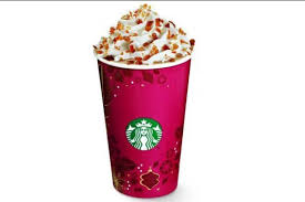 Pumpkin Pie Frappuccino Starbucks by Starbucks Holiday Drinks Ranked According To Hype Huffpost