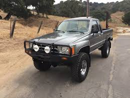 For Sale - 1985 Toyota 4x4 Pickup Truck Solid Axle EFI 22RE 4wd ... For Sale 1985 Toyota 4x4 Pickup Truck Solid Axle Efi 22re 4wd Presented As Lot W174 At Indianapolis In Pickup With 22000 Original Miles Nice Price Or Crack Pipe 25kmile 4wd 6000 Was The 4runner Best Suv Of 80s Awesome Toyota 2wd Manual 5speed Potrait Hard Trim Heres Exactly What It Cost To Buy And Repair An Old Fs Norrock 22re Solid Axle Yotatech Forums Classic Car Longview Wa 98632 Truck 44 Lifted X Fresh Paint