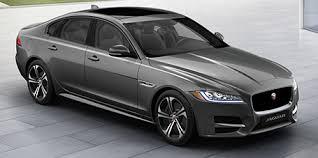 2018 Jaguar XF Sedan & Sportbrake parison