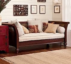 Pottery Barn Montego Sofa Discontinued Daybed Style Great For An Office Multipurpose Room