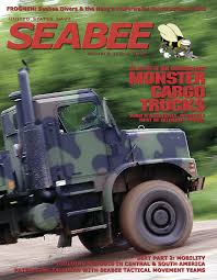 100 Ace Ventura Monster Truck Seabee Magazine Double Issue 2004