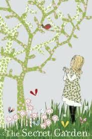 The Secret Garden Amazoncouk Frances Hodgson Burnett Lauren Child