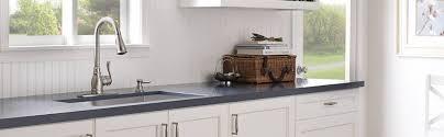 Moen Anabelle Kitchen Faucet Bronze by Shop Moen Anabelle Mediterranean Bronze 1 Handle Deck Mount Pull