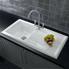 white cast iron kitchen sink intunition com