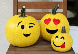 Minion Carved Pumpkins by 25 No Carve Pumpkin Decorating Ideas