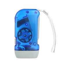 le de poche a manivelle nouveau 3 led appuyant sur dynamo manivelle puissance vent up