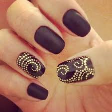 Black And White Nail Designs 2015 Reasabaidhean