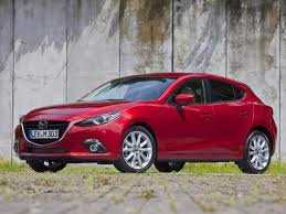 ALG 2015 Mazda Mazda3 Is Best pact for Retained Value