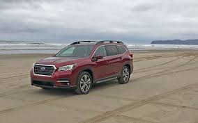 2019 Subaru Ascent First Drive Review: 4 Drive Wheels, 8 Seats, And ...
