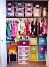 Plain Decoration Children S Closet Organizer e Thrifty Chick