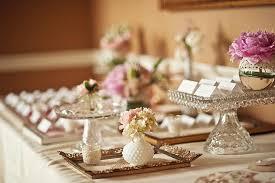 Vintage Wedding Table Decor Western