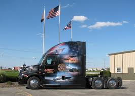 100 Wilson Trucking Company Fleets With Bold Purposeful Designs On Trailer Sides
