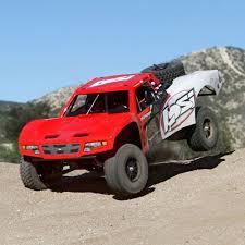100 Baja Rc Truck Losi Rey 110Scale AVC RTR 4WD Desert TowerHobbiescom