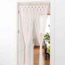78 74 zoll xjya makramee vorhang tapisserie wandbehang