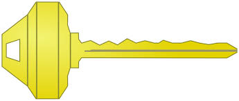 For A House Key Clip Art