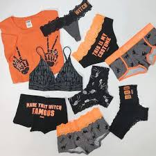 New Victorias Secret Halloween Panties by Get Into The Halloween Spirit With New Vs Pink Gear Glitter Magazine