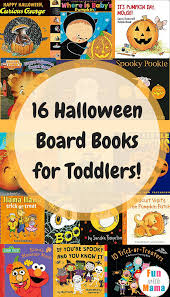 Books About Pumpkins For Toddlers by 16 Best Halloween Board Books For Toddlers Preschoolers Fun