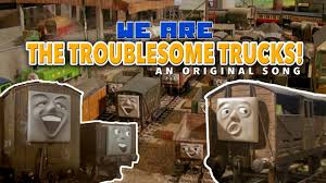 We Are The Troublesome Trucks - An Original Song - YouTube Hornby Forum Series 1 Troublesome Trucks R107r9300 Open Wagons Thomas And Friends The Adventure Begins Youtube Play Doh Story Tank R9294 Wagon Pack Oo Gauge By The Wooden And Sweets 1873892060 Kids Shed 17 Wikia Fandom Powered Bachmann Percy Troublesome Trucks Large Scale Engine Troublesome Trucks Making Themselves Useful Carrying Last Remade Adventures