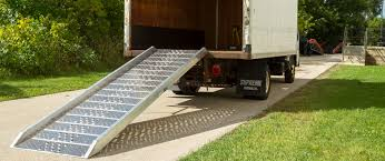Heavy Duty Ramps, LLC – Our Mission Has Always Been To Provide The ... Loading Ramps For Box Trucks Best Truck Resource Guangzhou Hanmoke Unloading Container Load Ramp With Cheap Recovery Find Deals On Line Hd Motorcycle Atv Amazoncom Alinum Trailer Car Truck 1 Pair 2 Pickup 1500 Lbs Capacity Trifold Bolton Semitrailer Storage Brackets Discount 10 5000 Lb With Hook Five Star Bifold 1500lb Better Built Extended