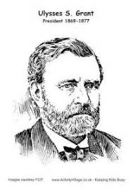 Gallery For Ulysses S Grant Coloring Page