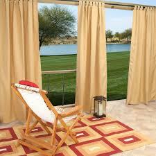 Pottery Barn Outdoor Curtains by Curtain Best Sunbrella Curtains For Sunscreen Ideas