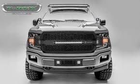 T-REX Ford F-150 - ZROADZ Series - Main Grille Replacement W/ (1) 20 ...