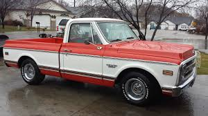 1970 Chevy CST 10 396 Short Box Chevrolet 70 67-72 Pickup Gmc 1971 ...