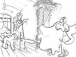 Barbie In A Fashion Fairytale Coloring Pages 8