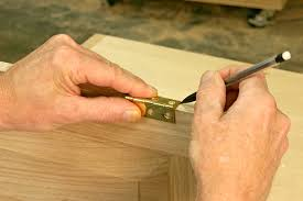 Installing Non Mortise Cabinet Hinges by Hinges Without Fear Or Loathing 360 Woodworking
