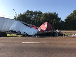 THP Investigates Crash On I-40 In Jackson - WBBJ TV Fedex Truck Accident Yesterday Pnicecom Woman Killed In Fort Worth Tx While Involved Wreck What To Do If Youve Been Hit By A Fedex Bgener Mirejovsky Driver Killed After Plunges Off Bridge Nbc 5 Dallas Nys Thruway Traffic Alert Eastbound Near Utica Slowed Due Several Injured Crash Volving Truck Gallery Of Pictures Delivery Strikes Southside Home Hror As Train Cuts Fed Ex Half After Smashing Into It Driver Deemed Responsible For A That 10 Tractor Trailer Plunges Off Highway Bridge Arkansas Wgntv 1 Car And Crash Otay Mesa Times San
