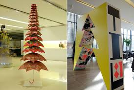 The Umbrella Tree Left Is From Hermes Canada At Right A