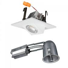 Recessed Cans & Trims Indoor Lighting Led Downlight