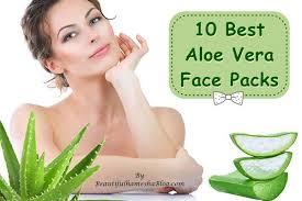 Best Aloe Vera Face Packs