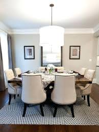 8 Seater Dining Room Table Best Square Tables Ideas On Seat