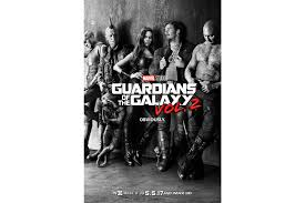 Guardians Of The Galaxy Vol 2 First Teaser Poster 1