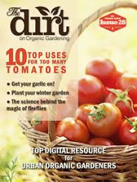 Purchase PDFs for The Dirt on Organic Gardening